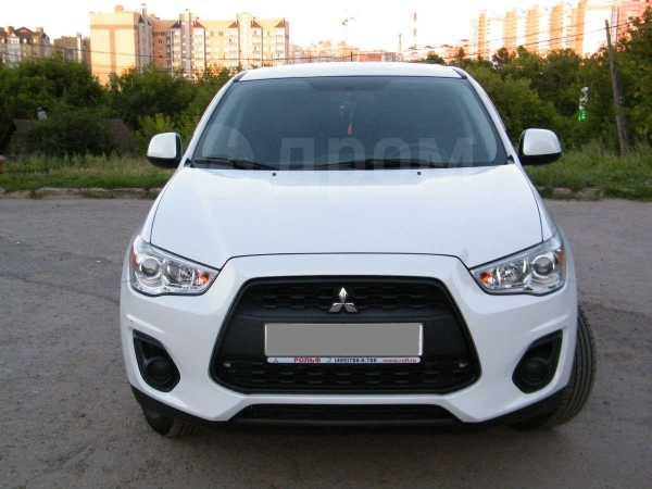 Mitsubishi ASX, 2014 год, 910 000 руб.