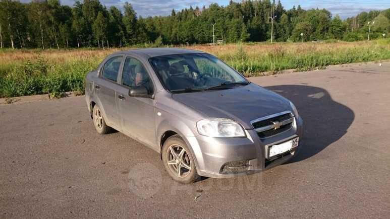 Chevrolet Aveo, 2008 год, 225 000 руб.