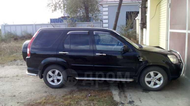 Honda CR-V, 2006 год, 1 000 000 руб.