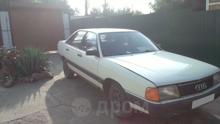 Audi 100, 1986 год, 74 000 руб.