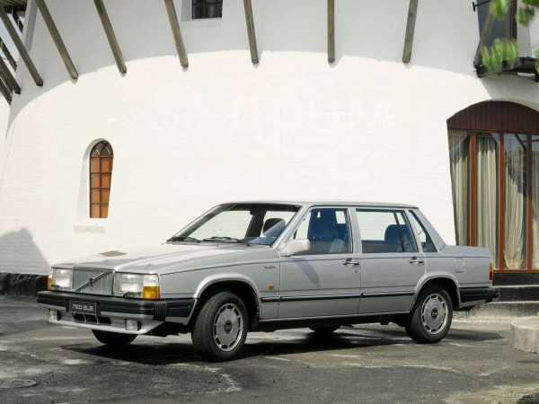 Volvo 760, 1983 год, 50 000 руб.