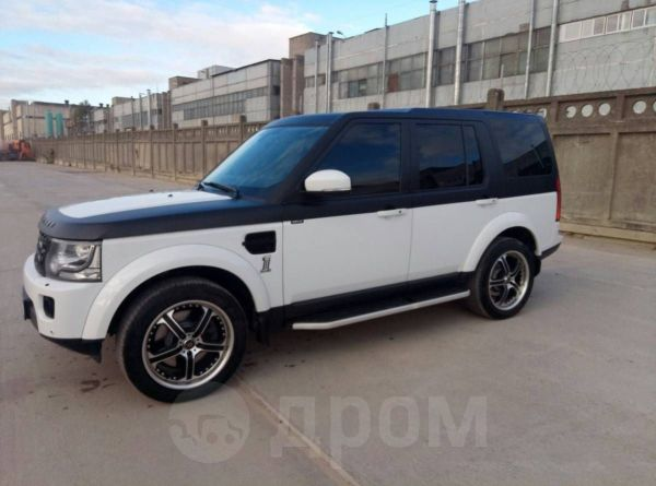 Land Rover Discovery, 2013 год, 2 480 000 руб.