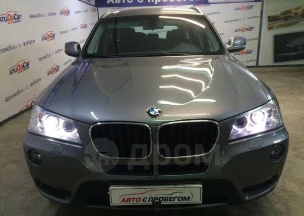 BMW X3, 2013 год, 1 350 000 руб.
