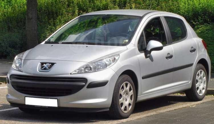 Peugeot 207, 2007 год, 260 000 руб.