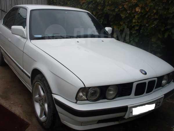 BMW 5-Series, 1990 год, 105 000 руб.