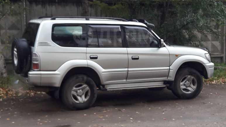 Toyota Land Cruiser Prado, 1999 год, 500 000 руб.