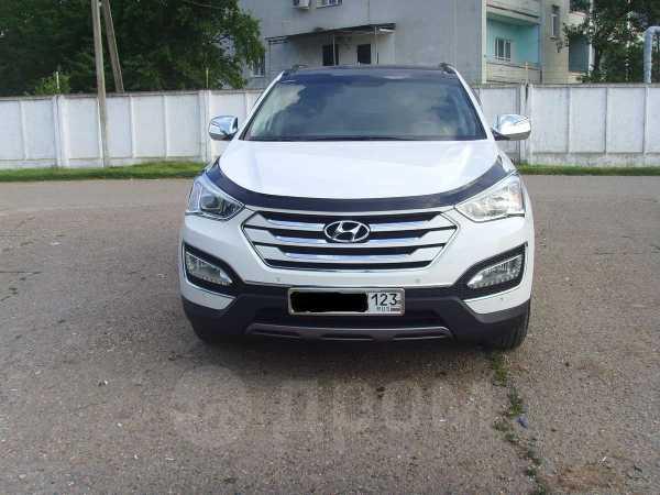 Hyundai Santa Fe, 2013 год, 1 700 000 руб.