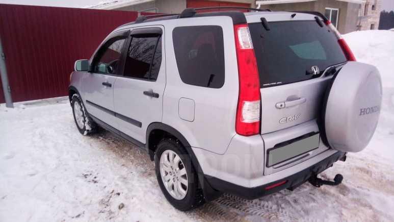 Honda CR-V, 2004 год, 470 000 руб.