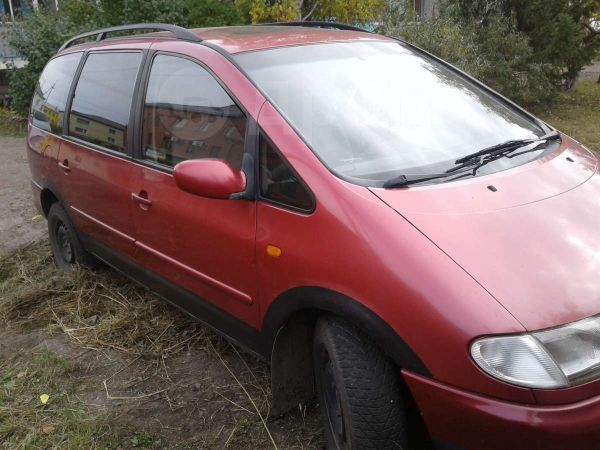 Volkswagen Sharan, 1998 год, 175 000 руб.