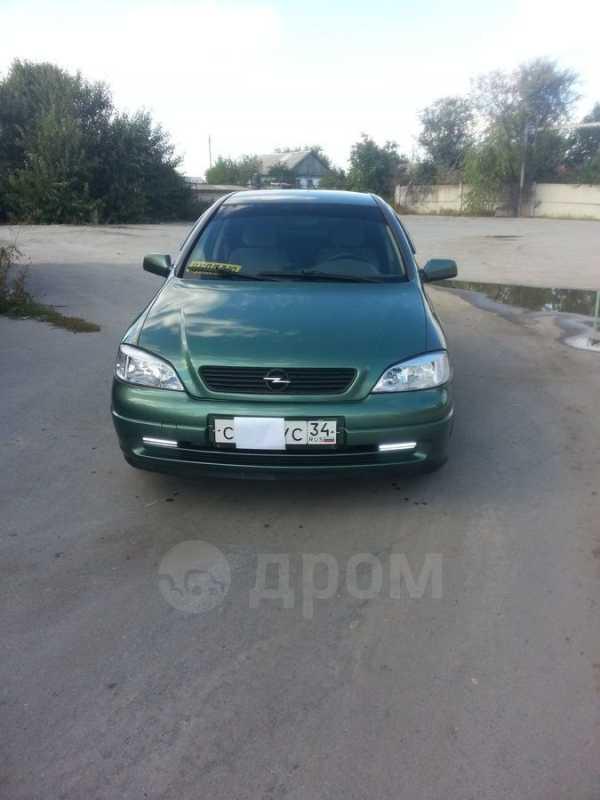 Opel Astra, 1998 год, 190 000 руб.