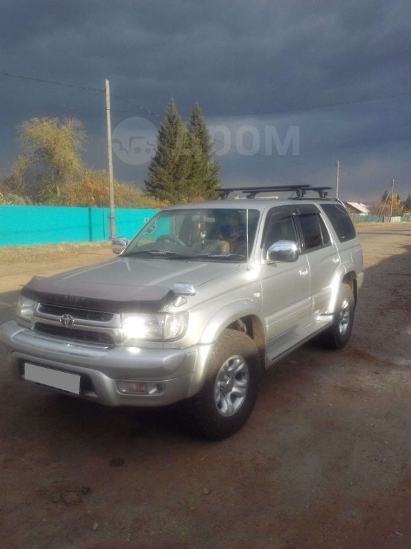 Toyota Hilux Surf, 2001 год, 610 000 руб.