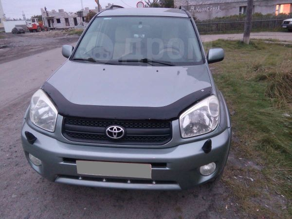 Toyota RAV4, 2004 год, 460 000 руб.