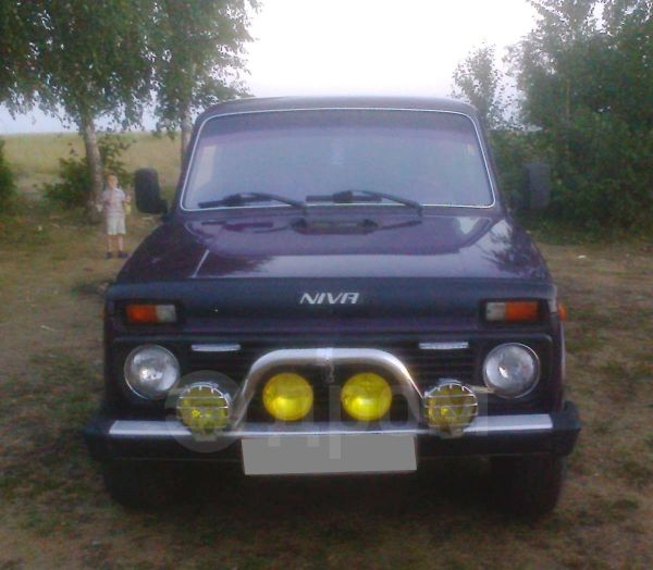 Лада 4x4 2121 Нива, 2003 год, 150 000 руб.