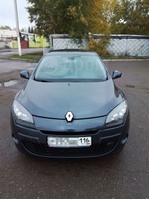 Renault Megane, 2012 год, 480 000 руб.