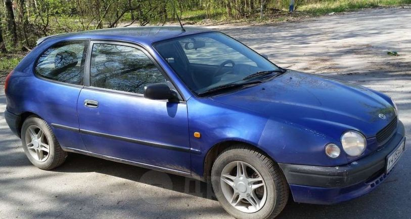 Toyota Corolla, 1997 год, 115 000 руб.