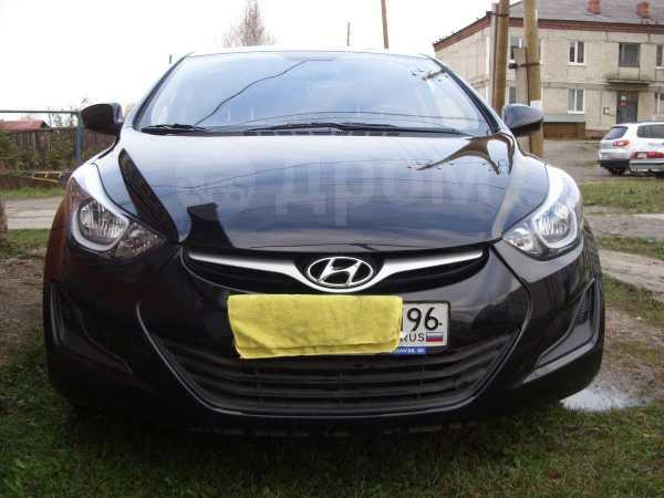 Hyundai Elantra, 2014 год, 760 000 руб.