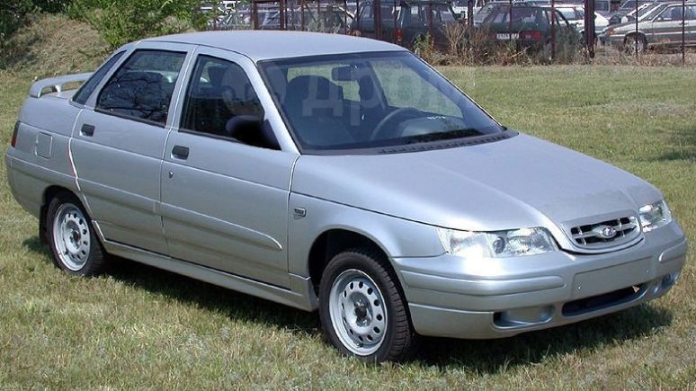 Лада 2110, 2004 год, 100 000 руб.