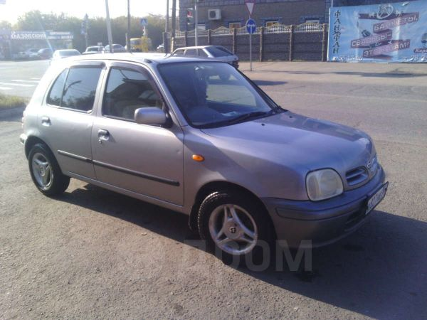 Nissan March, 2001 год, 140 000 руб.