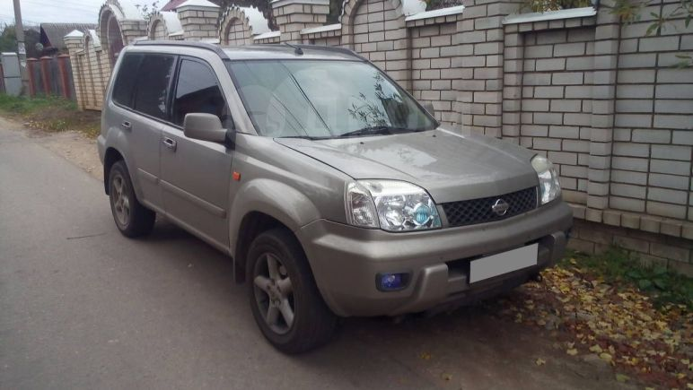 Nissan X-Trail, 2003 год, 490 000 руб.