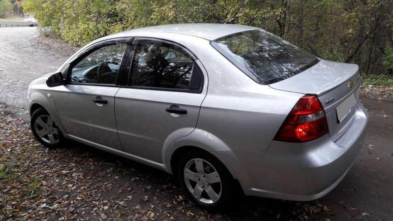Chevrolet Aveo, 2009 год, 208 000 руб.
