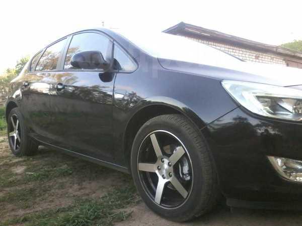 Opel Astra, 2010 год, 545 000 руб.