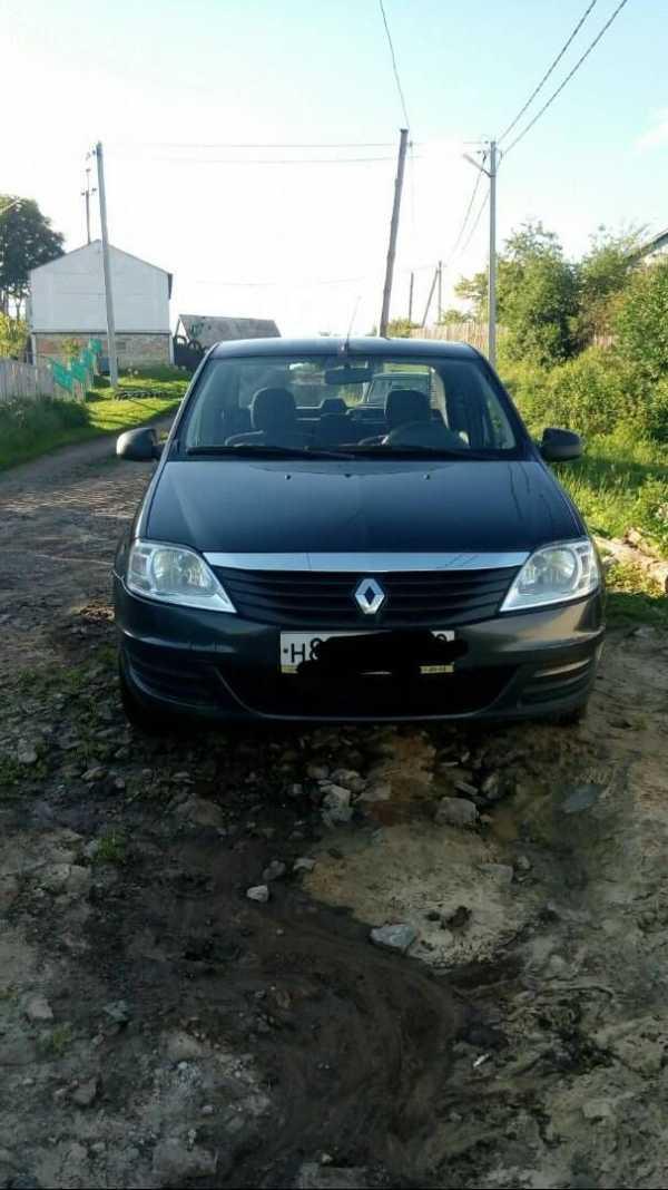 Renault Logan, 2010 год, 298 000 руб.