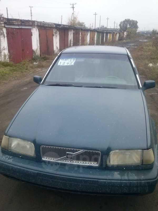 Volvo 460, 1995 год, 55 000 руб.