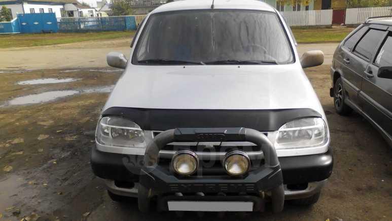 Chevrolet Niva, 2004 год, 138 000 руб.