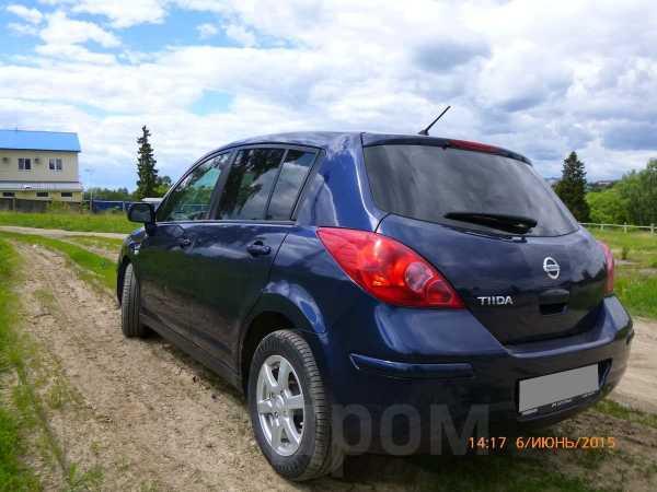 Nissan Tiida, 2008 год, 370 000 руб.
