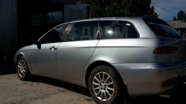Alfa Romeo 156, 2000 год, 320 000 руб.