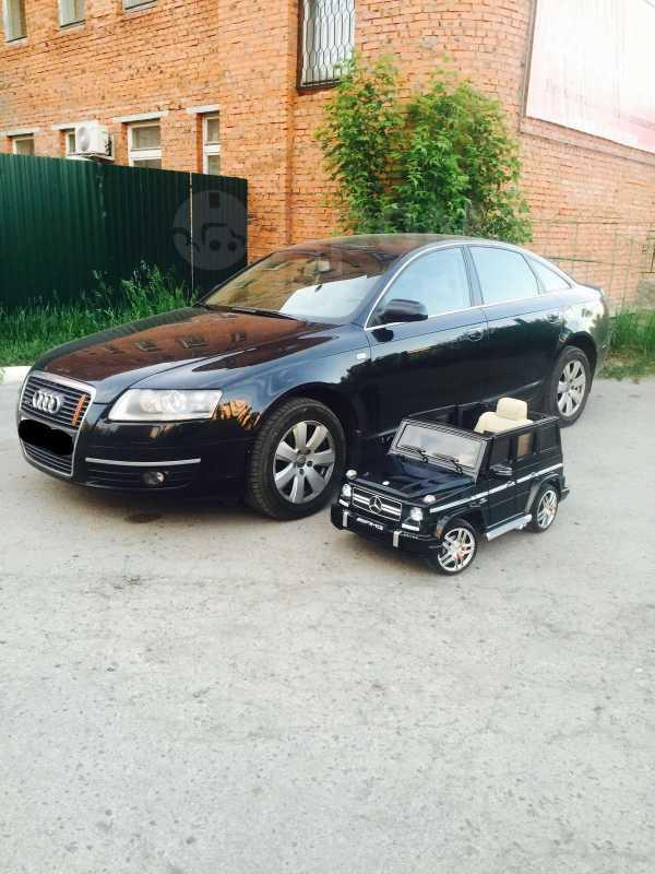 Audi A6, 2007 год, 615 000 руб.