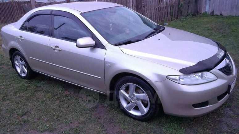 Mazda Mazda6, 2003 год, 450 000 руб.