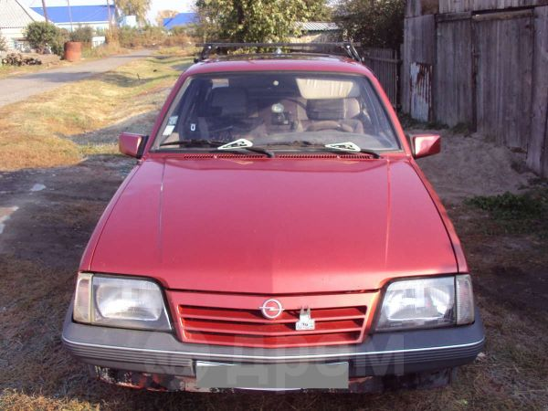 Opel Ascona, 1989 год, 65 000 руб.