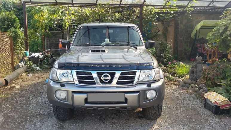 Nissan Patrol, 2003 год, 750 000 руб.