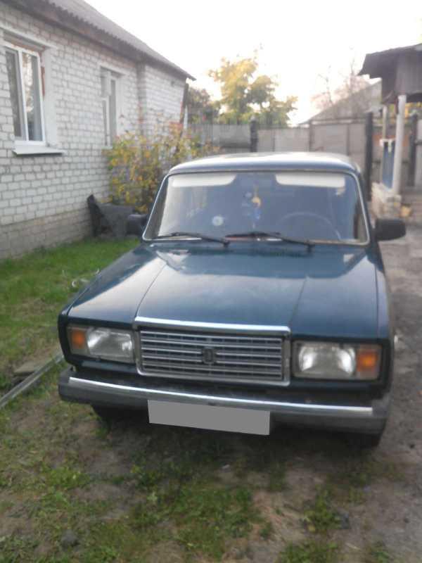 Лада 2107, 2006 год, 60 000 руб.