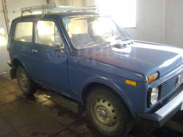 Лада 4x4 2121 Нива, 1986 год, 80 000 руб.