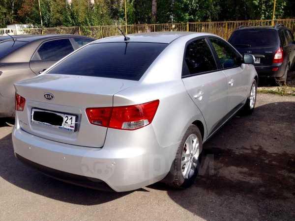 Kia Cerato, 2011 год, 510 000 руб.