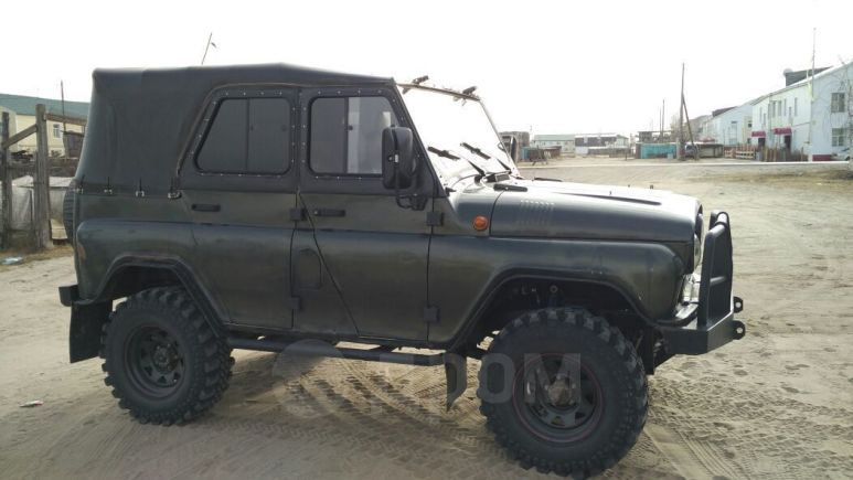 УАЗ Хантер, 2012 год, 500 000 руб.