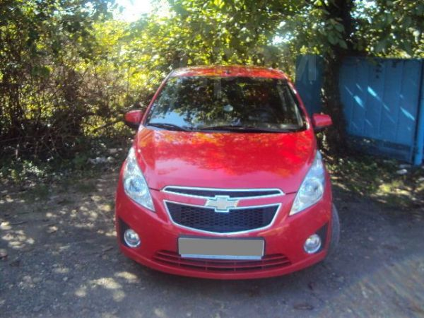 Chevrolet Spark, 2012 год, 400 000 руб.