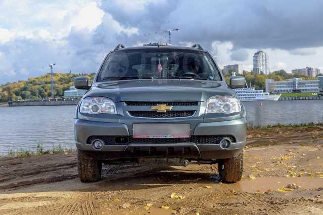 Chevrolet Niva, 2012 год, 379 000 руб.