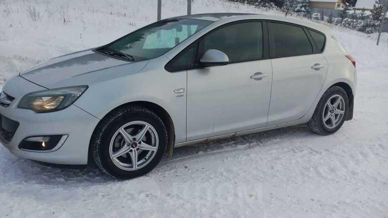 Opel Astra, 2014 год, 550 000 руб.