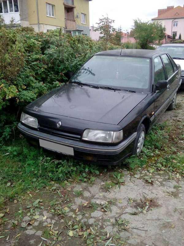 Renault 21, 1991 год, 90 000 руб.
