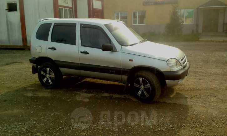 Chevrolet Niva, 2004 год, 178 000 руб.