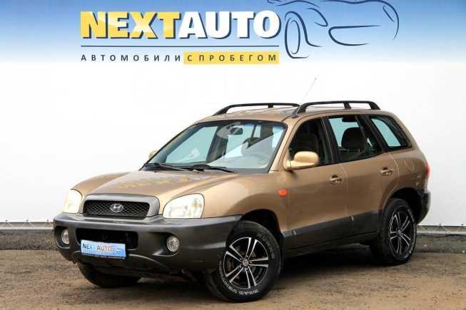 Hyundai Santa Fe, 2003 год, 359 000 руб.