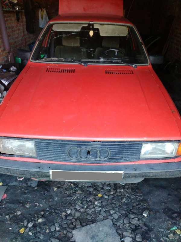 Audi 80, 1981 год, 25 000 руб.