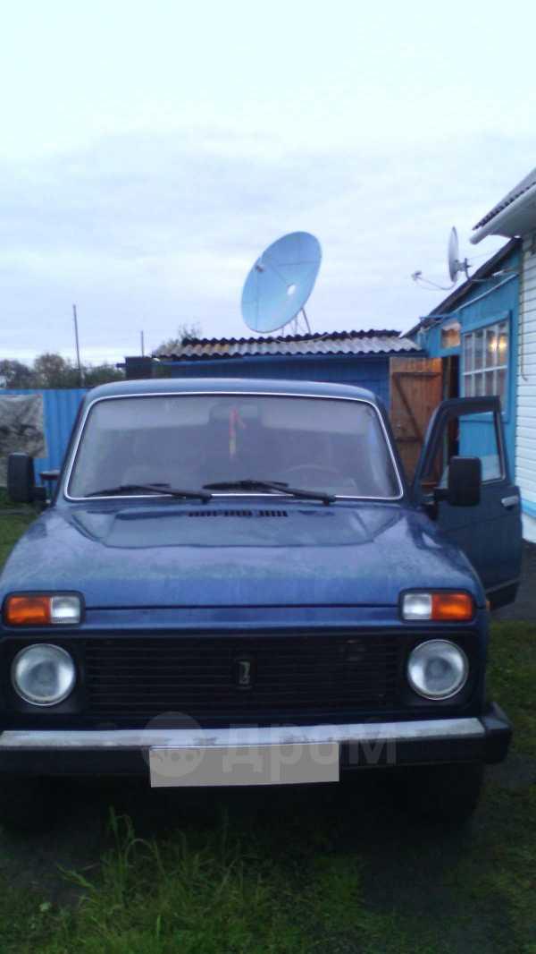 Лада 4x4 2131 Нива, 2004 год, 230 000 руб.