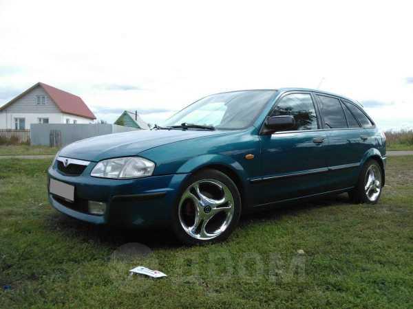 Mazda 323F, 1999 год, 175 000 руб.