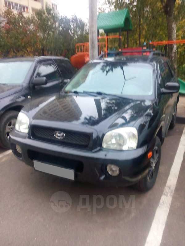 Hyundai Santa Fe, 2001 год, 280 000 руб.