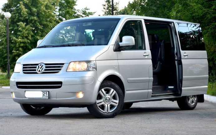Volkswagen Multivan, 2007 год, 1 300 000 руб.