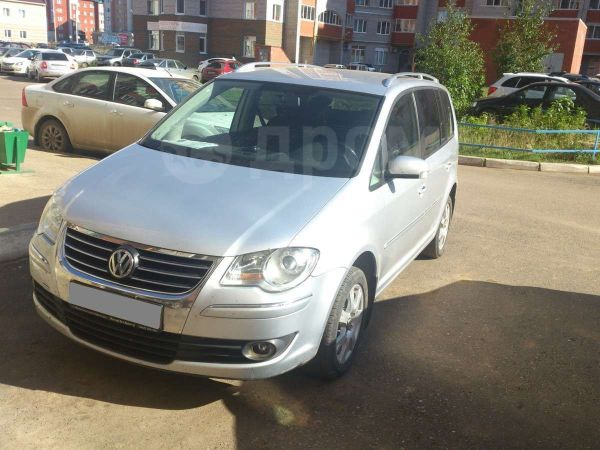 Volkswagen Touran, 2008 год, 465 000 руб.